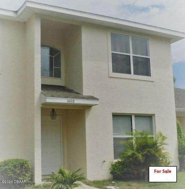 1602 Deer Springs Road, Port Orange, FL 32129 (MLS #1069290) :: Memory Hopkins Real Estate