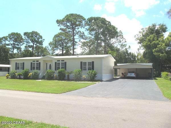 1108 Greenbriar Avenue, Port Orange, FL 32127 (MLS #1069835) :: Florida Life Real Estate Group