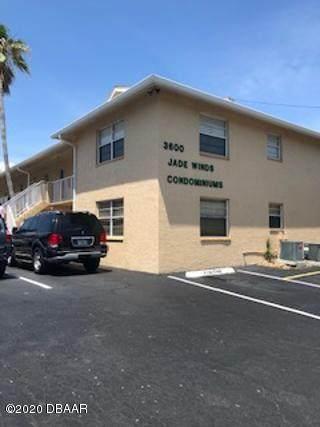 3600 S Peninsula Drive #16, Port Orange, FL 32127 (MLS #1071211) :: Memory Hopkins Real Estate