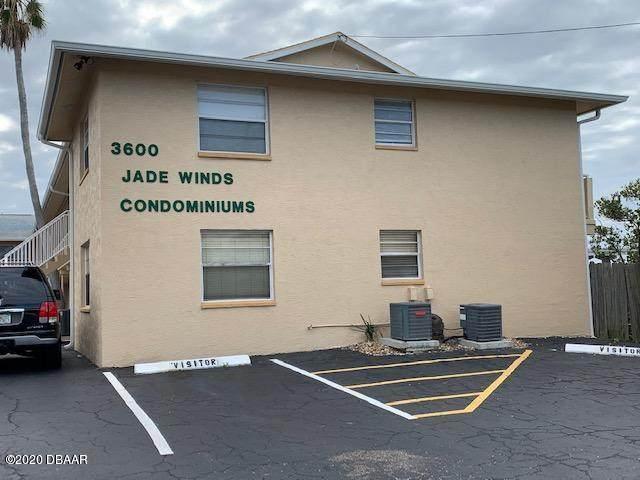 3600 S Peninsula Drive #15, Port Orange, FL 32127 (MLS #1071292) :: Memory Hopkins Real Estate