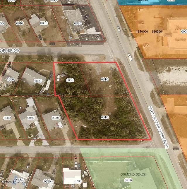 1054 Ocean Shore Boulevard, Ormond Beach, FL 32176 (MLS #1071783) :: Memory Hopkins Real Estate