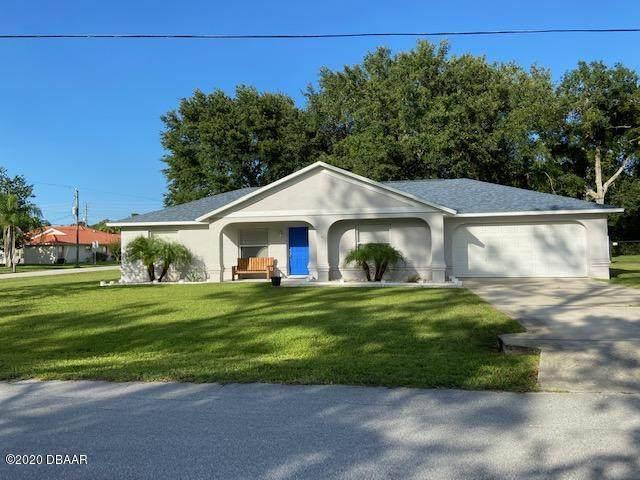 1 Priory Lane, Palm Coast, FL 32164 (MLS #1072830) :: Florida Life Real Estate Group