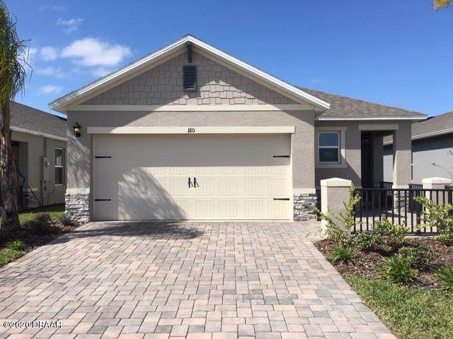 3119 Borassus Drive, New Smyrna Beach, FL 32168 (MLS #1073270) :: Cook Group Luxury Real Estate