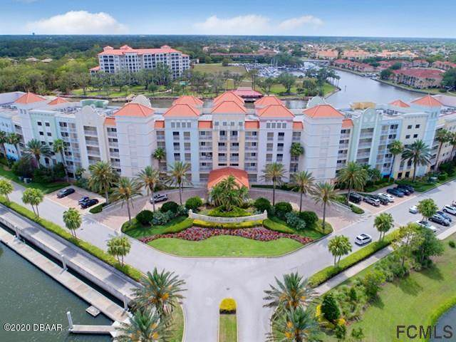 102 Yacht Harbor Drive #576, Palm Coast, FL 32137 (MLS #1073543) :: Memory Hopkins Real Estate