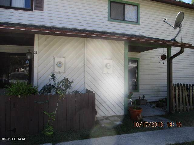 322 Canal Road D-24, Edgewater, FL 32132 (MLS #1074362) :: Memory Hopkins Real Estate