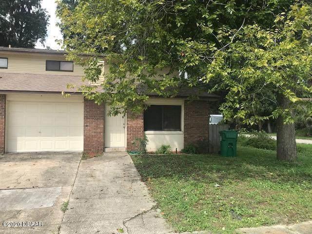 1598 Megan Bay Circle, Holly Hill, FL 32117 (MLS #1074544) :: Memory Hopkins Real Estate