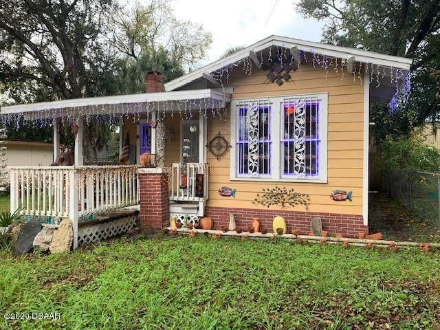 1585 Garden Avenue, Holly Hill, FL 32117 (MLS #1074659) :: Florida Life Real Estate Group