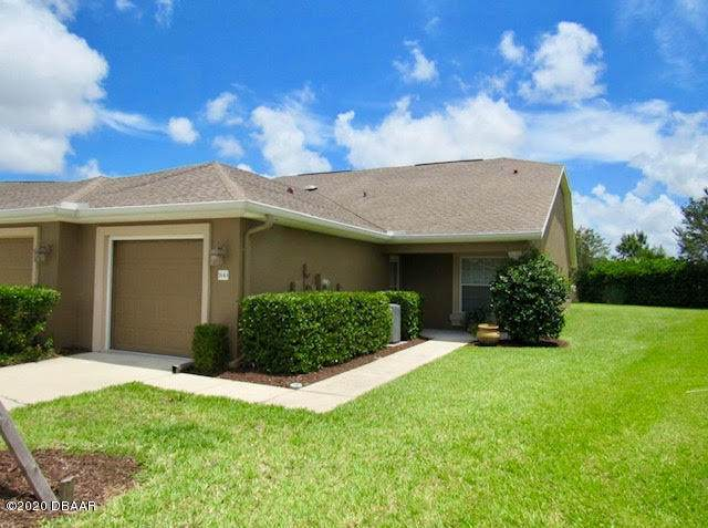 1643 Areca Palm Drive, Port Orange, FL 32128 (MLS #1074877) :: Memory Hopkins Real Estate