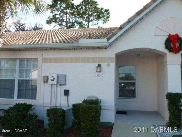 3535 Forest Branch Drive C, Port Orange, FL 32129 (MLS #1074985) :: Cook Group Luxury Real Estate