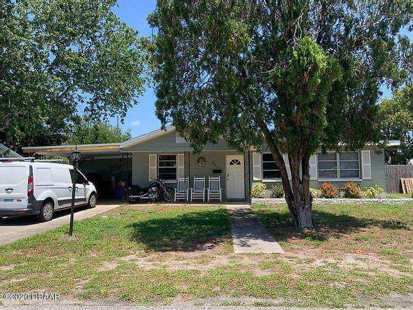 401 Joyce Street, Edgewater, FL 32132 (MLS #1075319) :: Florida Life Real Estate Group