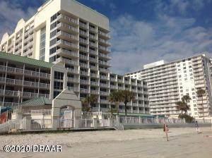 2700 N Atlantic Avenue #246, Daytona Beach, FL 32118 (MLS #1075378) :: Memory Hopkins Real Estate