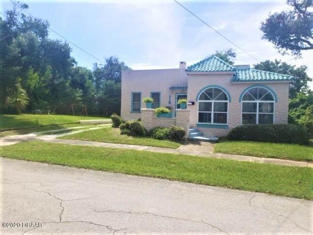 318 Flushing Avenue, Daytona Beach, FL 32118 (MLS #1075602) :: Memory Hopkins Real Estate