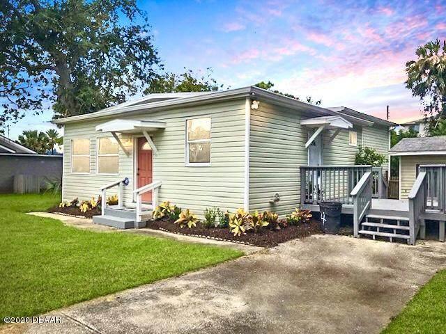 204 Mcdonald Street, South Daytona, FL 32119 (MLS #1075609) :: Memory Hopkins Real Estate
