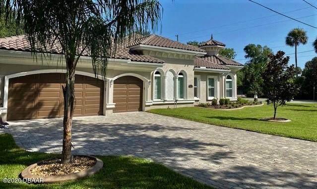 201 Wayne Avenue, New Smyrna Beach, FL 32168 (MLS #1075678) :: Cook Group Luxury Real Estate