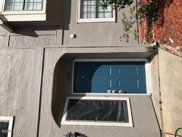 3960 Oak Trail Run #1603, Port Orange, FL 32127 (MLS #1076464) :: Cook Group Luxury Real Estate