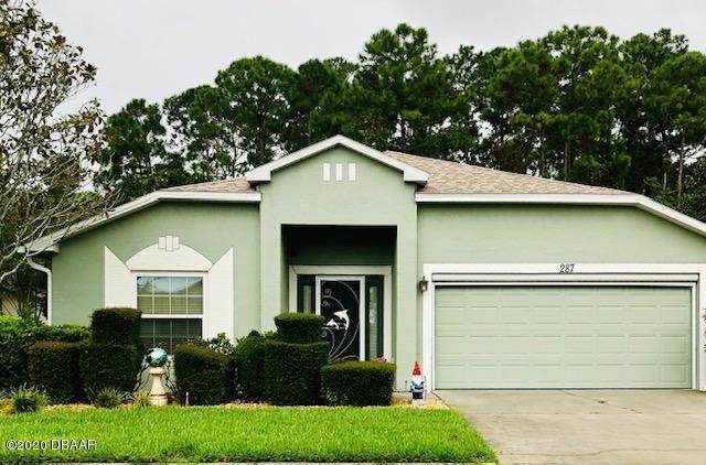 287 Dahoon Holly Drive, Daytona Beach, FL 32117 (MLS #1076896) :: Cook Group Luxury Real Estate