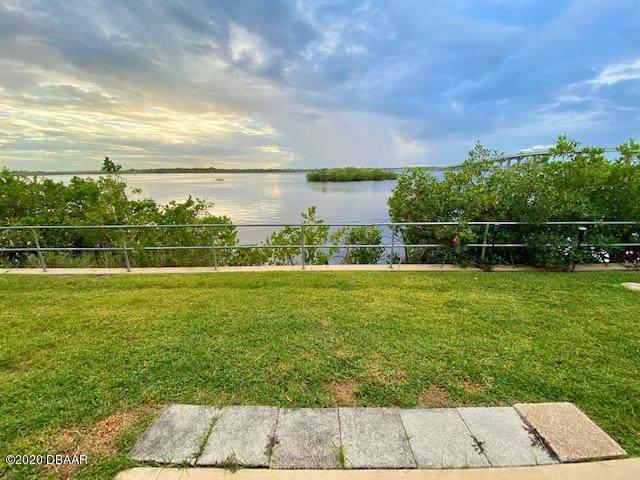 3600 S Peninsula Drive #7, Port Orange, FL 32127 (MLS #1077022) :: Cook Group Luxury Real Estate