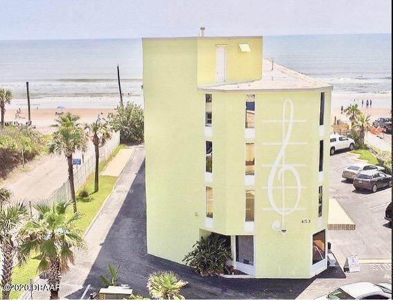 453 S Atlantic Avenue #4090, Ormond Beach, FL 32176 (MLS #1078164) :: NextHome At The Beach