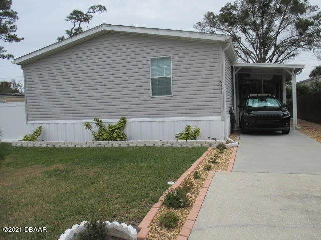 5412 Christiancy Avenue, Port Orange, FL 32127 (MLS #1079419) :: NextHome At The Beach