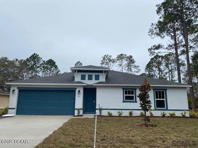 65 Wheatfield Drive, Palm Coast, FL 32164 (MLS #1079844) :: NextHome At The Beach