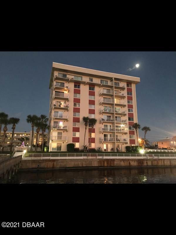 2711 N Halifax Avenue #395, Daytona Beach, FL 32118 (MLS #1080942) :: Dalton Wade Real Estate Group