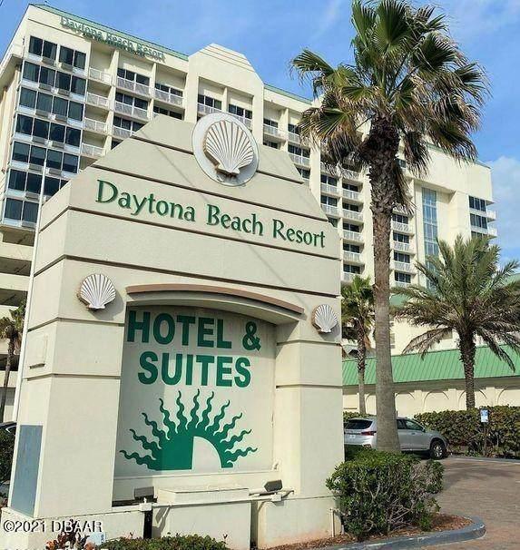 2700 N Atlantic Avenue #1222, Daytona Beach, FL 32118 (MLS #1081032) :: Memory Hopkins Real Estate