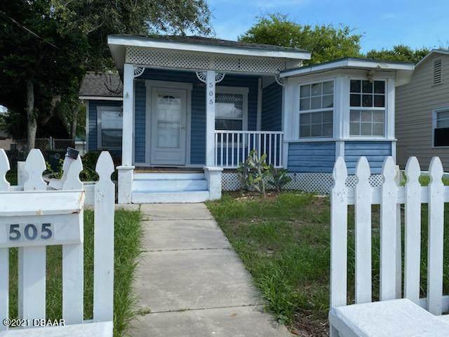 505 Ora Street, Daytona Beach, FL 32118 (MLS #1081650) :: NextHome At The Beach II