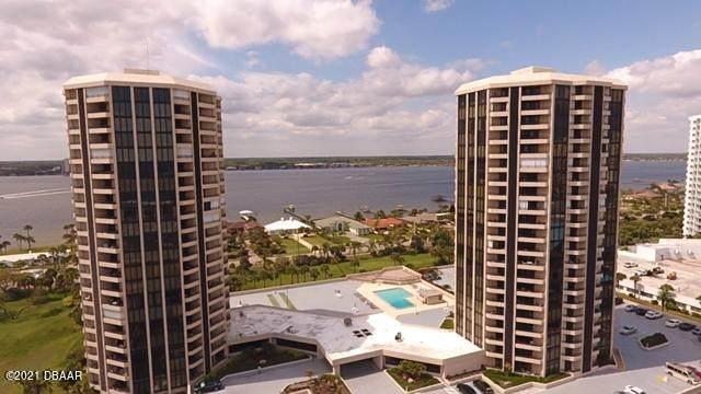 1 Oceans West Boulevard 5A2, Daytona Beach, FL 32118 (MLS #1081698) :: Cook Group Luxury Real Estate