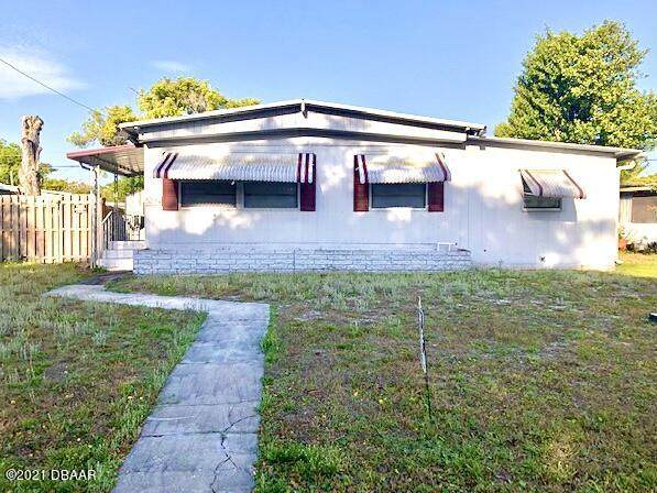 5284 Rogers Avenue, Port Orange, FL 32127 (MLS #1082021) :: Florida Life Real Estate Group