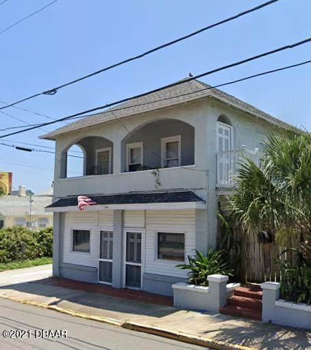 706 Harvey Avenue, Daytona Beach, FL 32118 (MLS #1082576) :: Florida Life Real Estate Group