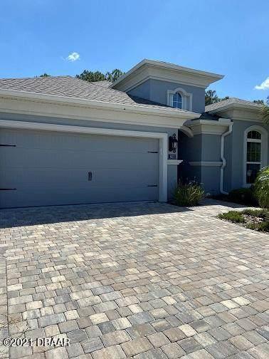 803 Creekwood Drive, Ormond Beach, FL 32174 (MLS #1082619) :: Cook Group Luxury Real Estate