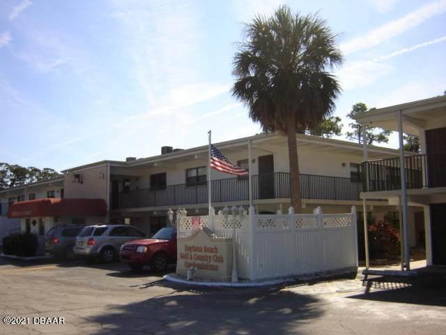 1500 Virginia Avenue #216, Daytona Beach, FL 32114 (MLS #1082814) :: NextHome At The Beach