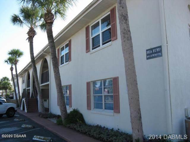 400 Auburn Drive #5, Daytona Beach, FL 32118 (MLS #1083240) :: Florida Life Real Estate Group