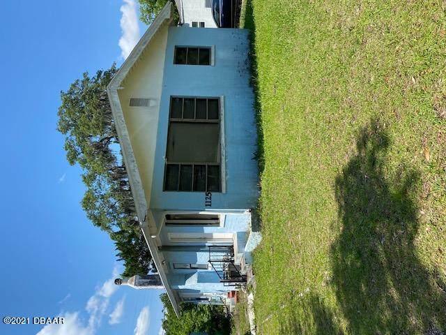 1125 Hillcrest Drive, Daytona Beach, FL 32114 (MLS #1083524) :: NextHome At The Beach
