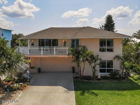 4610 Van Kleeck Drive, New Smyrna Beach, FL 32169 (MLS #1083553) :: Memory Hopkins Real Estate