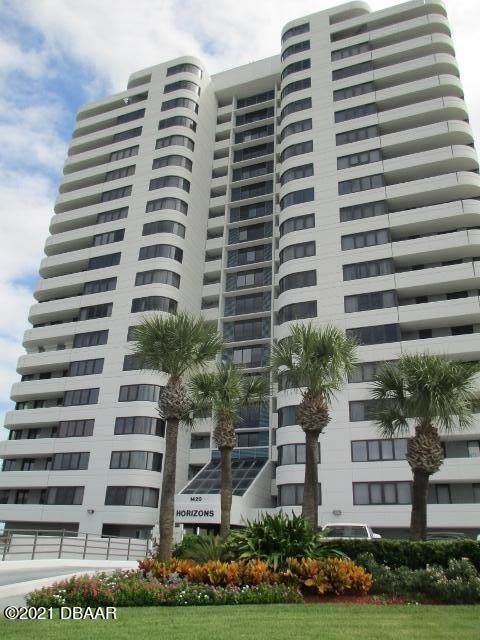 1420 N Atlantic Avenue #1802, Daytona Beach, FL 32118 (MLS #1083912) :: Florida Life Real Estate Group