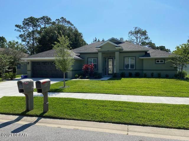 89 Chrysanthemum Drive, Ormond Beach, FL 32174 (MLS #1085032) :: NextHome At The Beach II