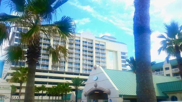 2700 N Atlantic Avenue #525, Daytona Beach, FL 32118 (MLS #1085038) :: NextHome At The Beach II
