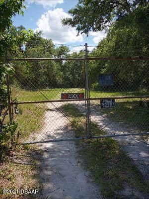 1400 S Us-1, Oak Hill, FL 32759 (MLS #1085048) :: NextHome At The Beach