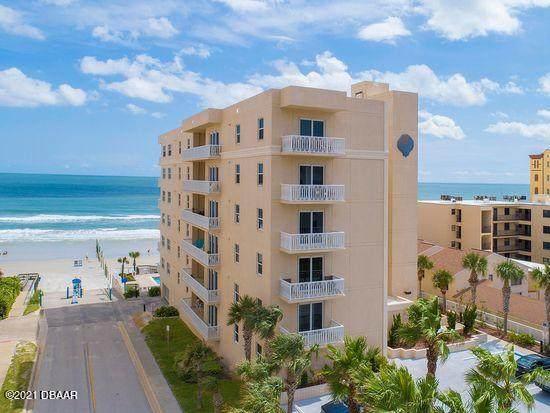 3801 S Atlantic Avenue #503, Daytona Beach Shores, FL 32118 (MLS #1085119) :: Florida Life Real Estate Group