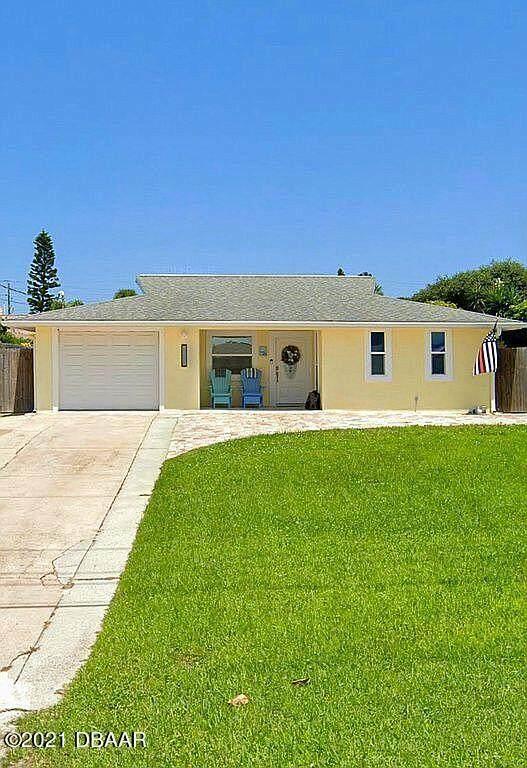 4013 S Peninsula Drive, Port Orange, FL 32127 (MLS #1085173) :: Cook Group Luxury Real Estate