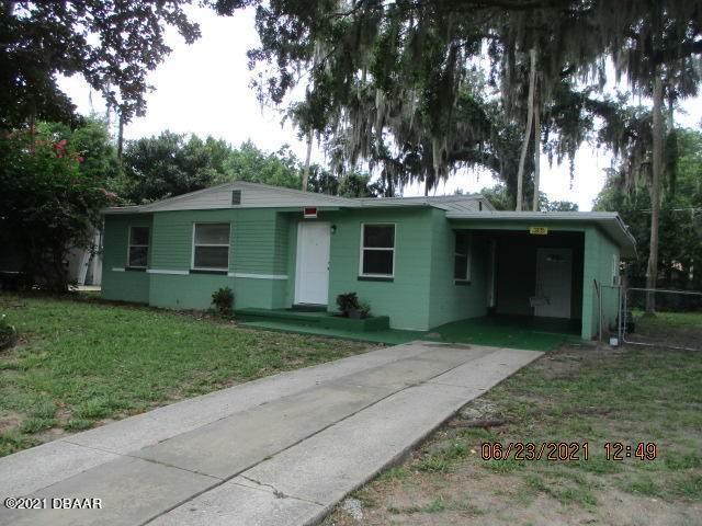 1072 Amanda Road, Daytona Beach, FL 32114 (MLS #1085454) :: Momentum Realty