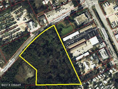1101 Reed Canal Road, Port Orange, FL 32129 (MLS #1085481) :: Wolves Realty