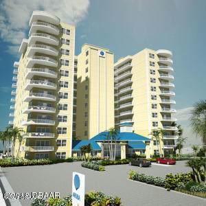 3721 S Atlantic Avenue #101, Daytona Beach Shores, FL 32118 (MLS #1085903) :: NextHome At The Beach