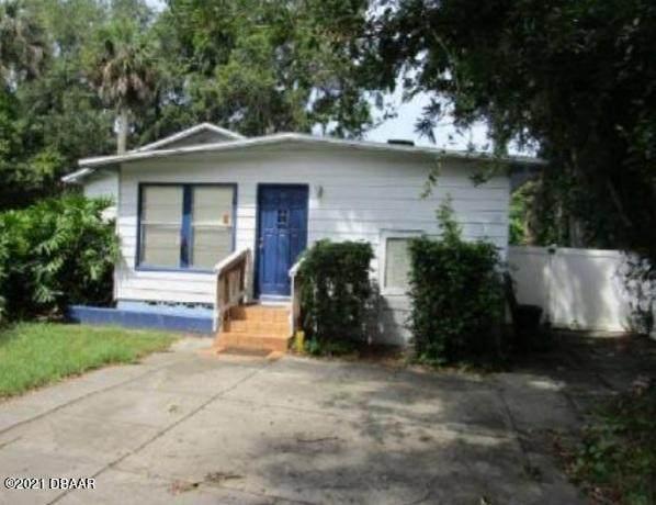1594 Anniston Avenue, Holly Hill, FL 32117 (MLS #1086377) :: NextHome At The Beach