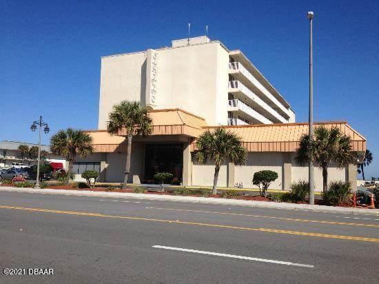 2043 S Atlantic Avenue #606, Daytona Beach Shores, FL 32118 (MLS #1086494) :: NextHome At The Beach