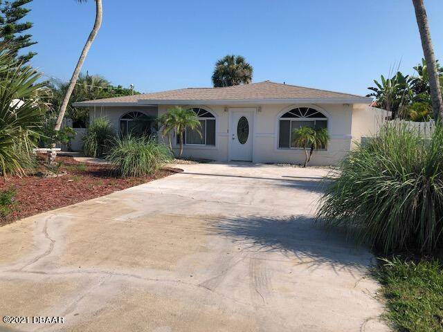 54 Oceanview Avenue, Ponce Inlet, FL 32127 (MLS #1086756) :: Florida Life Real Estate Group