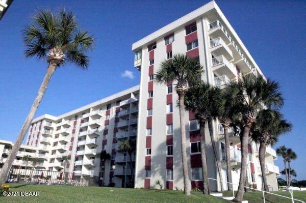 2711 N Halifax Avenue #485, Daytona Beach, FL 32118 (MLS #1086826) :: Cook Group Luxury Real Estate