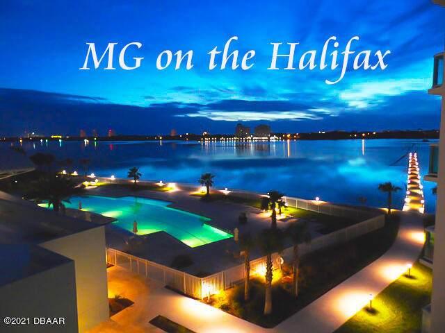 241 Riverside Drive #406, Holly Hill, FL 32117 (MLS #1086886) :: NextHome At The Beach II