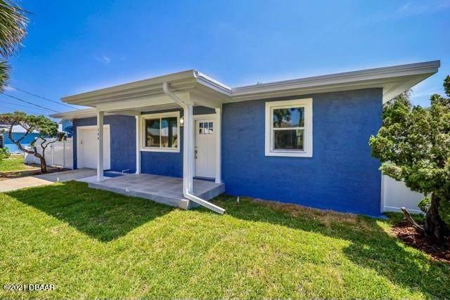 144 Palmetto Avenue, Flagler Beach, FL 32136 (MLS #1088118) :: Momentum Realty